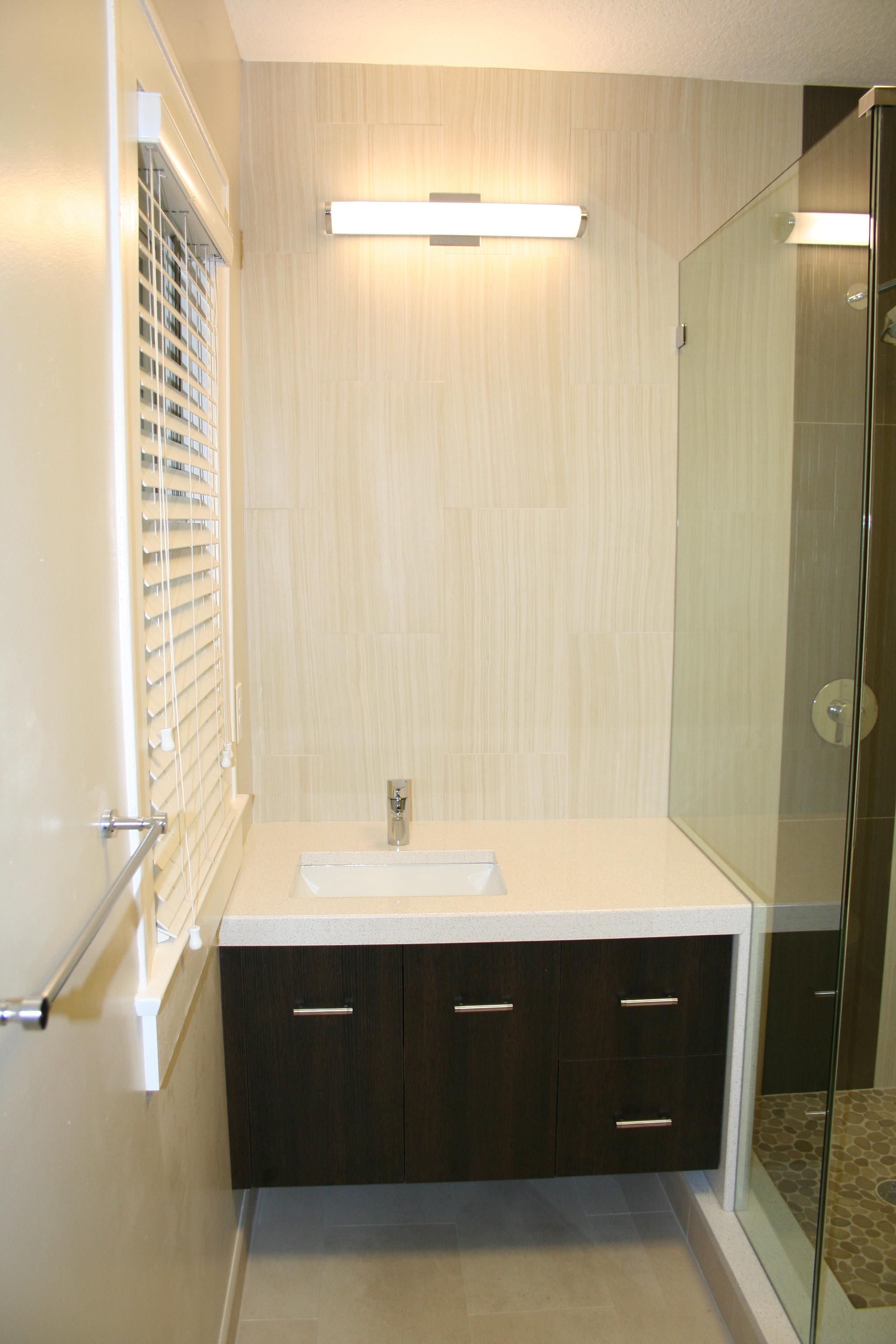 Riverside Master Bath Remodel Project pletion
