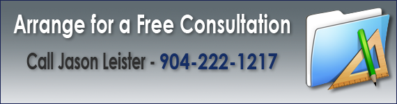 Free Consultation Call Jason Leister - 904-222-1217